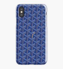 blue goy iPhone Case