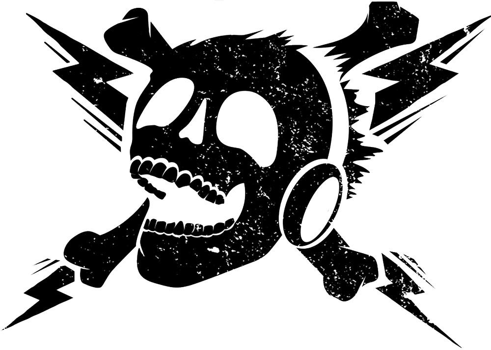 Loud Death Metal by mjsphotopro