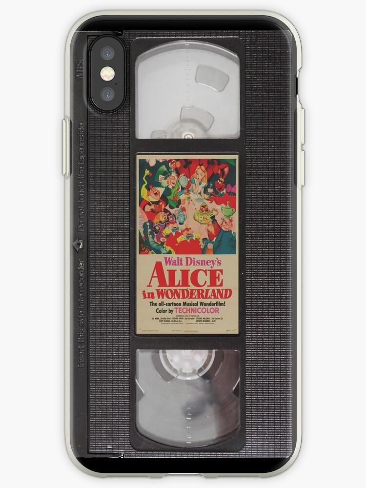Alice in Wonderland VHS by abbynwanderlust