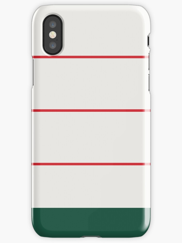 White/Red/Green Stripes by sidebar