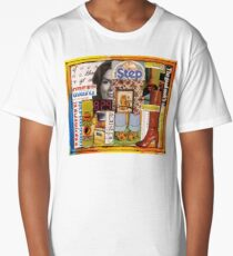 '70s Collage Long T-Shirt