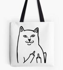 F*ckU Cat - Lord Nermal Tote Bag