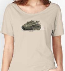 The Dogs of War: M18 Hellcat Women's Relaxed Fit T-Shirt