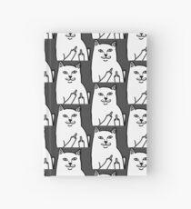 F*ckU Cat - Lord Nermal Hardcover Journal