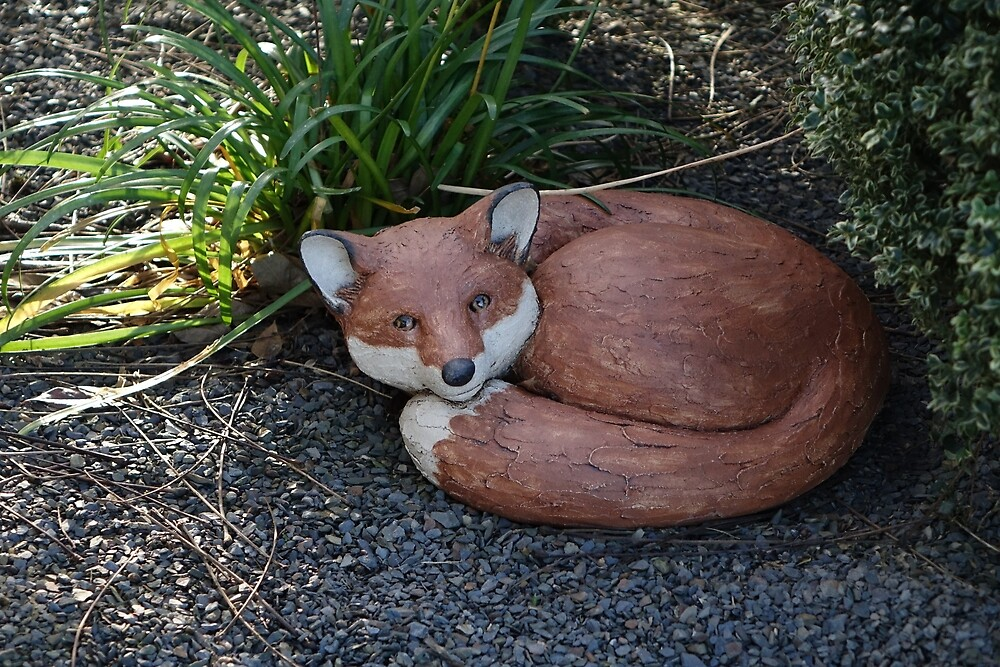 Fox by frogs123