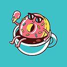 Little Donut by erkaeva