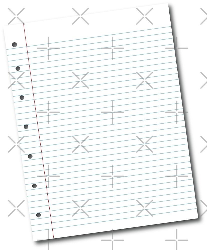 Notebook paper by SamuelMolina