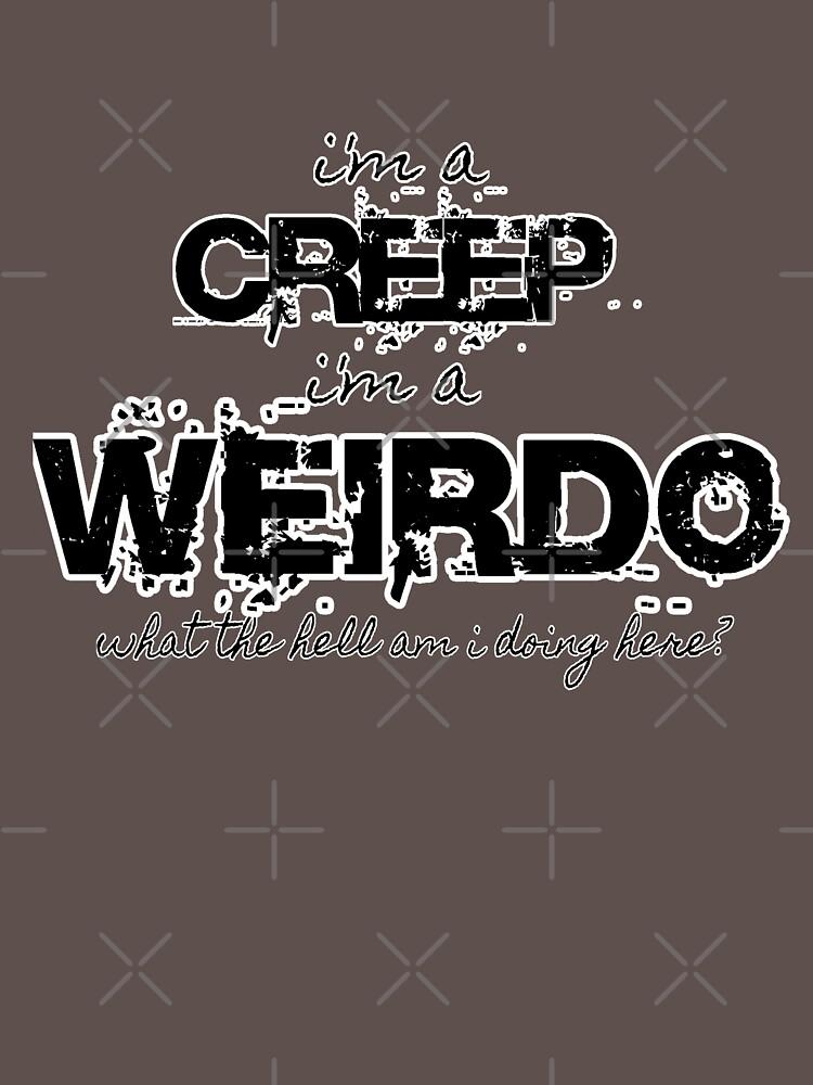 Creep Weirdo ver.2 by loganferret