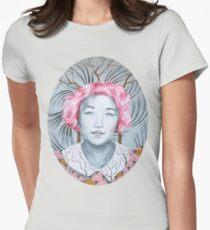 Hopeful Women's Fitted T-Shirt