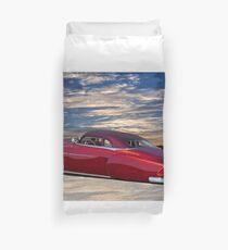 1951 Chevrolet Custom Fleetline Sedan R3Q Duvet Cover