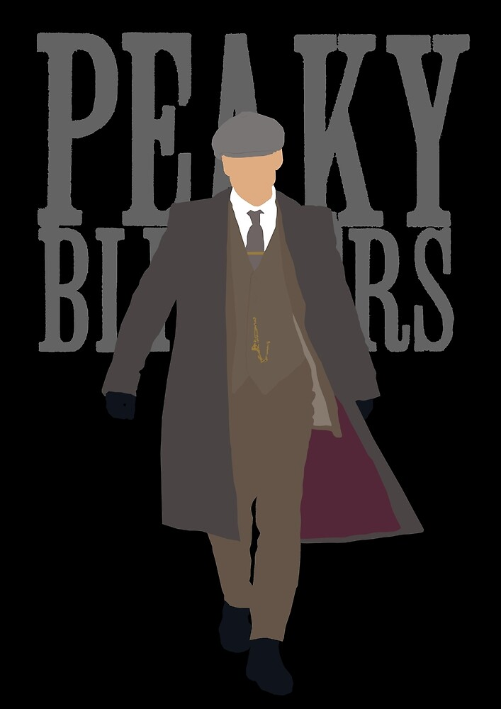Peaky Blinders - Tommy Shelby by bethkdavidson21