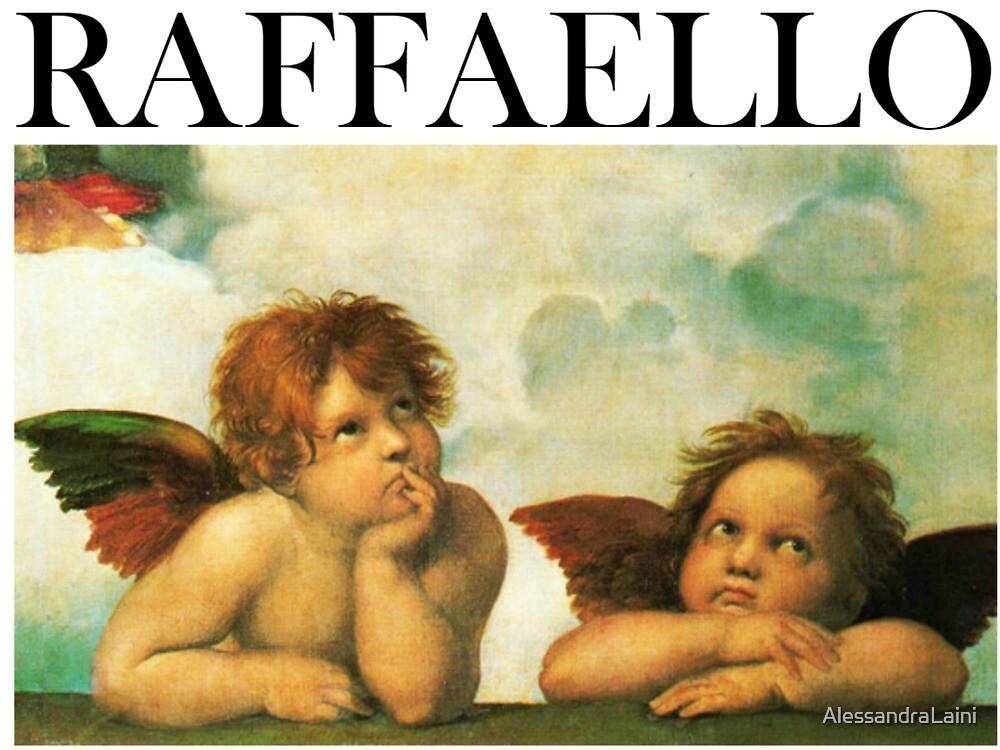 Raffaello by AlessandraLaini