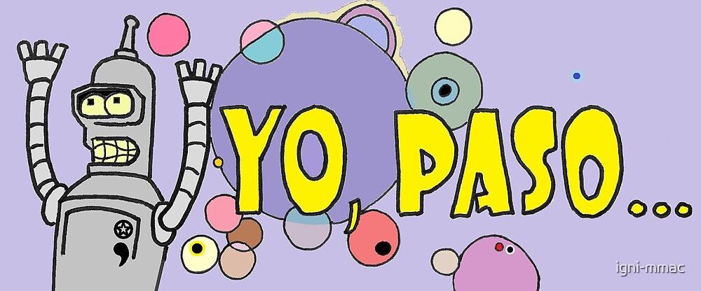 Yo paso.... by igni-mmac