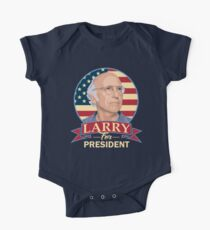 Larry For President One Piece - Short Sleeve