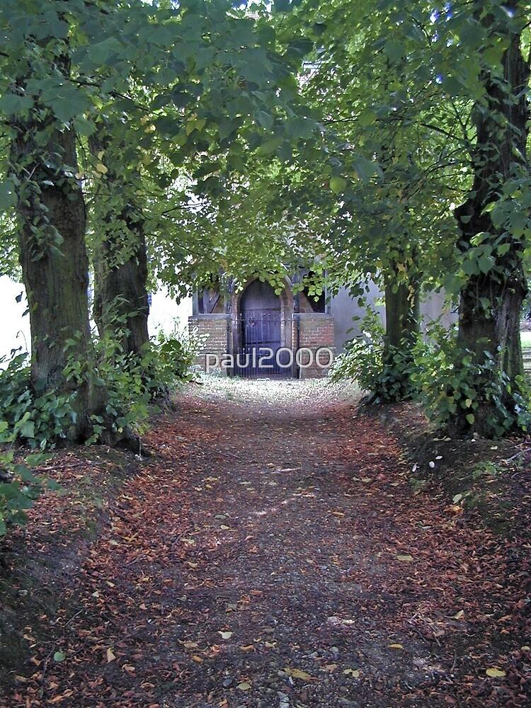 Olde English Church Door by paul2000