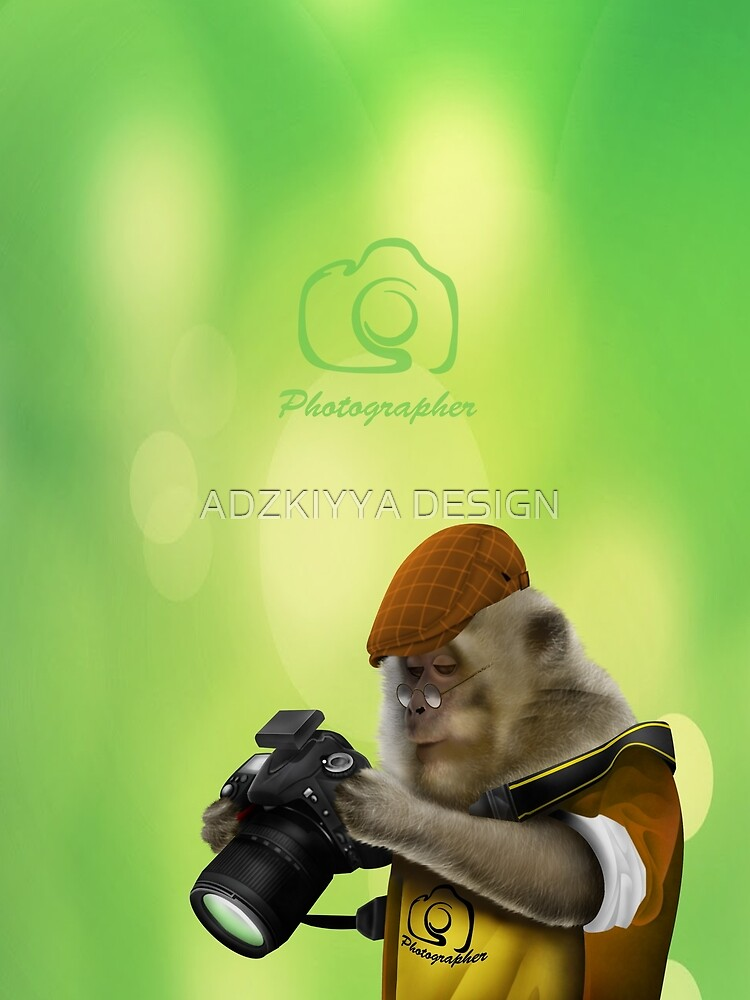 Photographer apes by GreenLight08