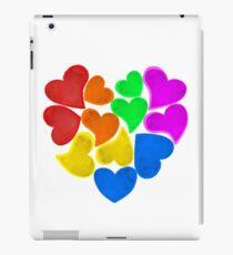 Rainbow Love iPad Case/Skin