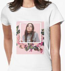 Dua Lipa Women's Fitted T-Shirt