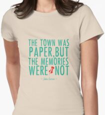 "Paper Towns - ""The Memories Were Not"" T-Shirt"
