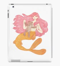 Playful mermaid iPad Case/Skin