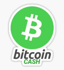 Bitcoin Cash Sticker