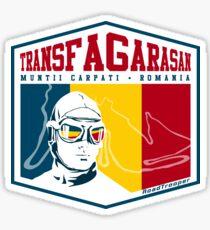 The Transfagarasan Highway Sticker