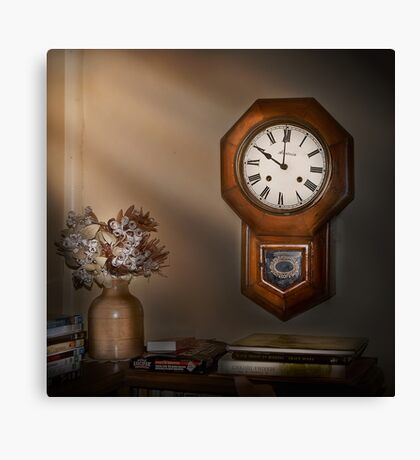 Times past . . . Canvas Print