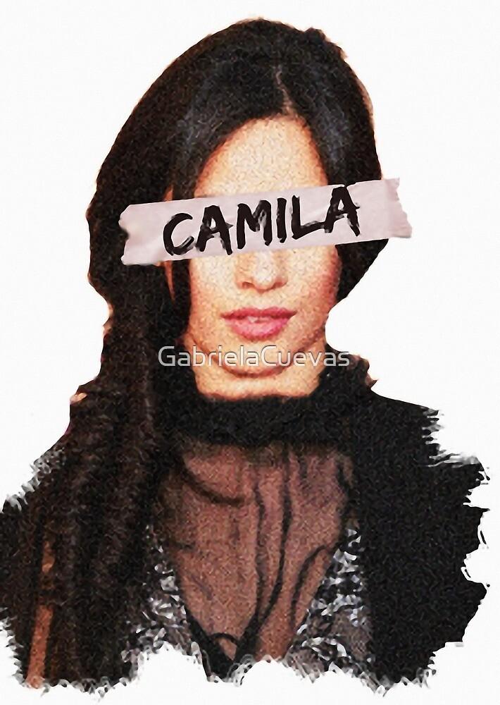 Camila Cabello by GabrielaCuevas