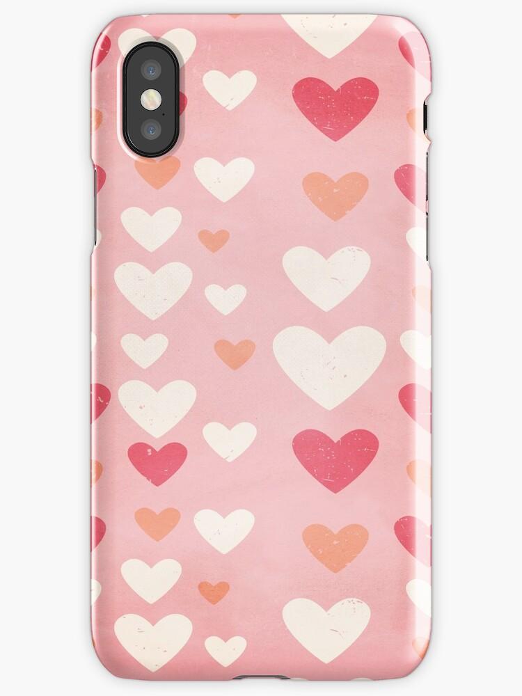 Loving Valentine Hearts