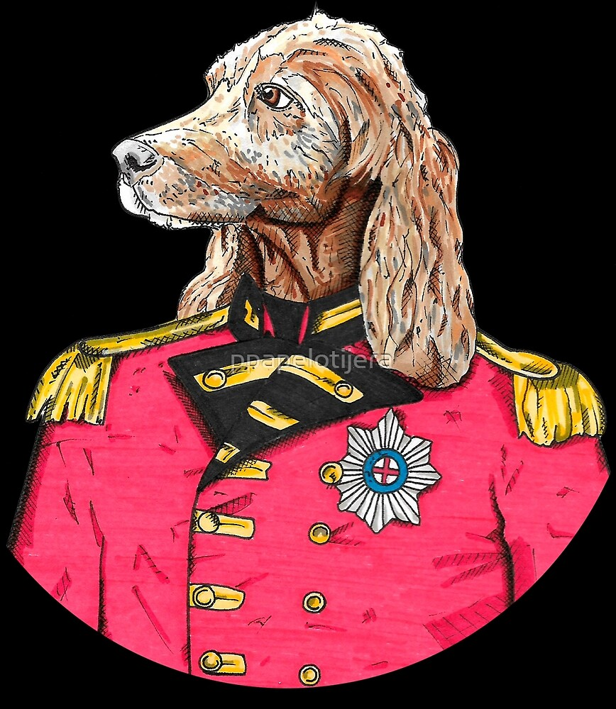 Illustrious dog IV by ppapelotijera
