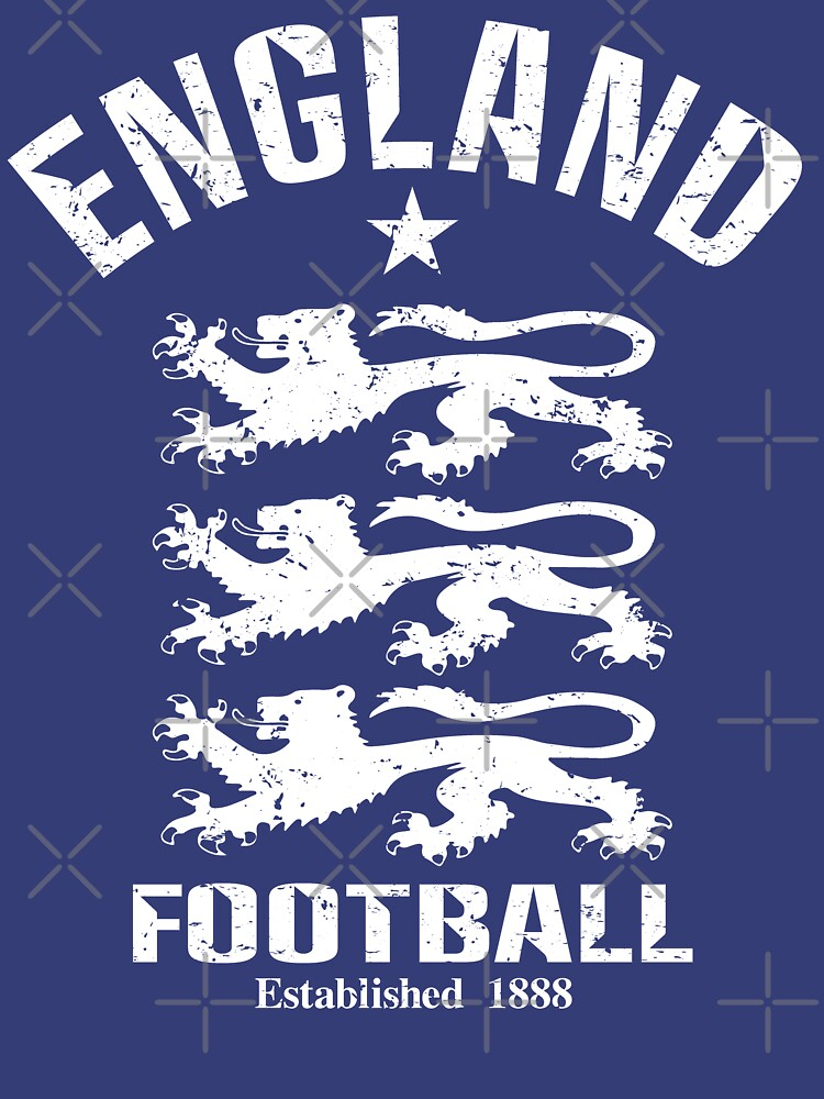 England Football Established 1888 by IDDInc