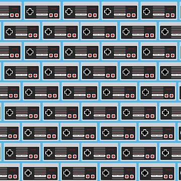 game controller by octopussgarden