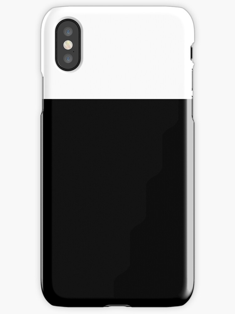 White/Black Colorblock by sidebar