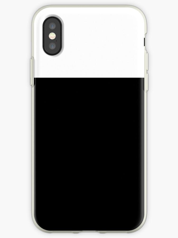 White/Black Colorblock by sidebar