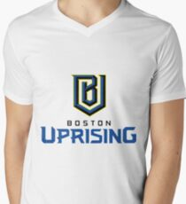 Boston Uprising Men's V-Neck T-Shirt