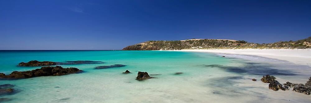 Stokes Bay, Kangaroo Island by Michael Bates