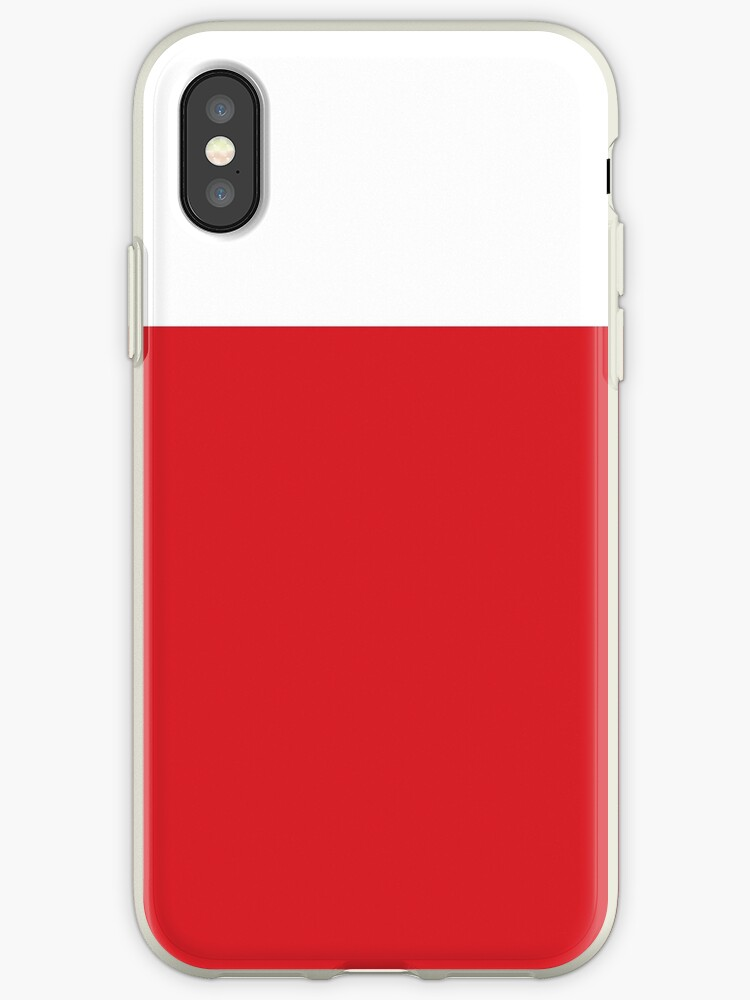 White/Red Colorblock by sidebar