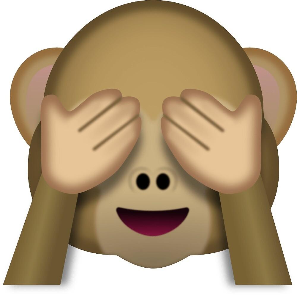 emoji of monkey by KarimDarfid
