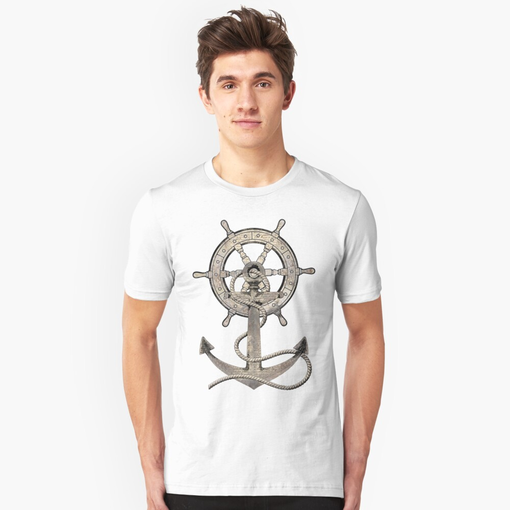 On the crest of the wave Unisex T-Shirt Front