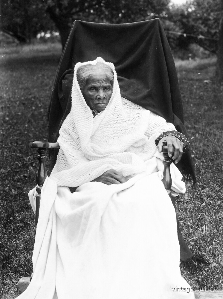 Harriet Tubman Photo, 1911 by fineearth