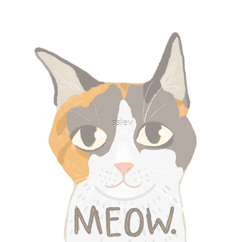 Meow. by ssiev