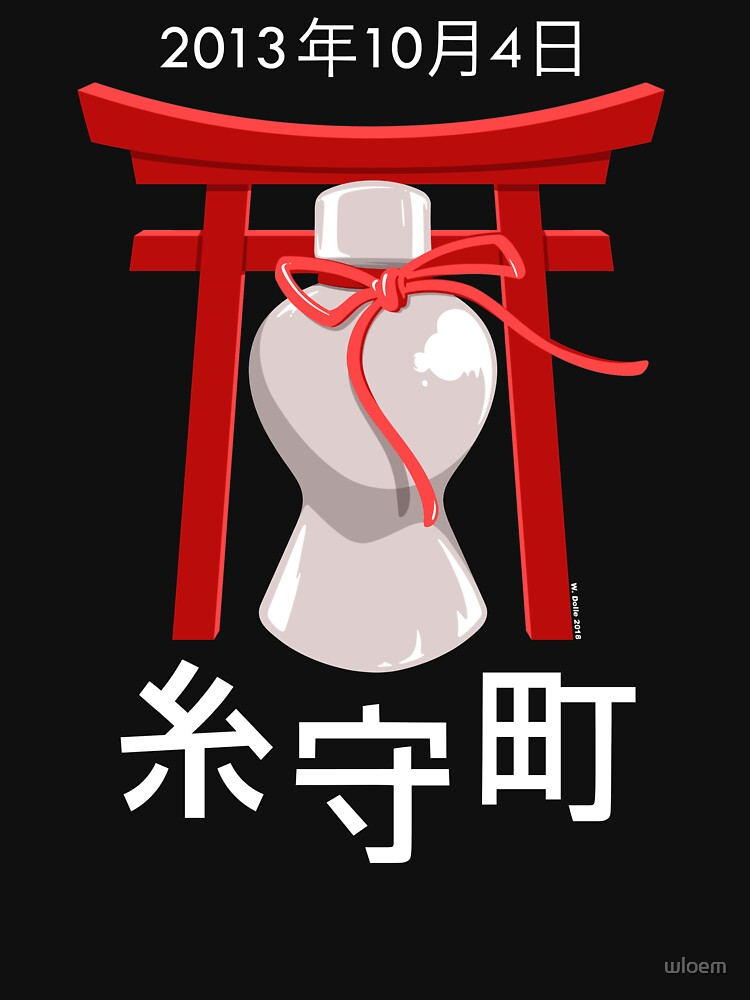 Remember Itomori by wloem