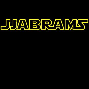 JJ ABRAMS STAR WARS by w1ckerman
