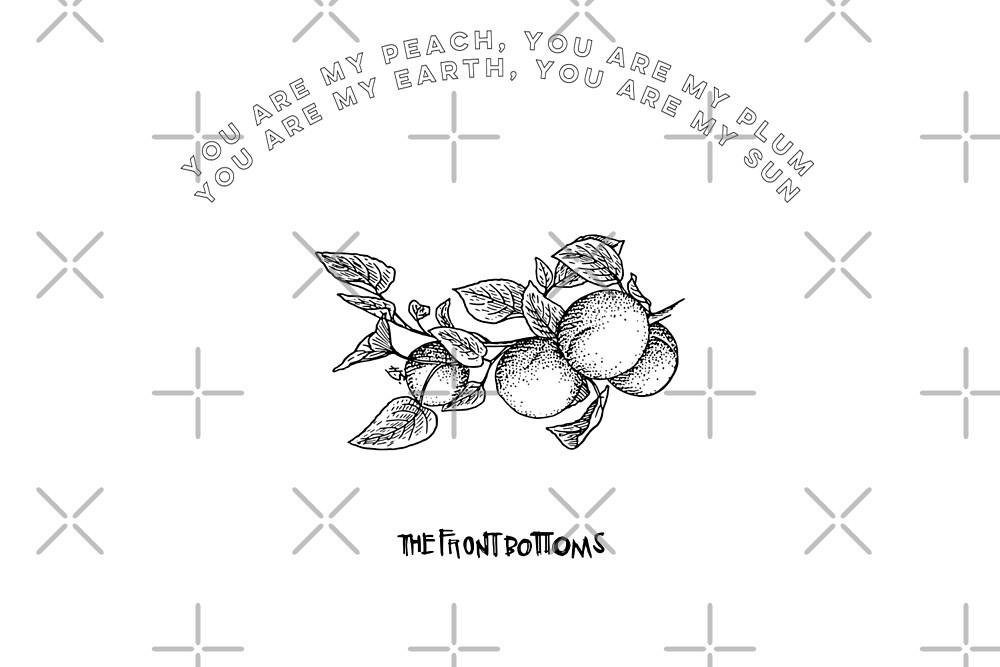 Peach - The Front Bottoms by yourlocalltyler