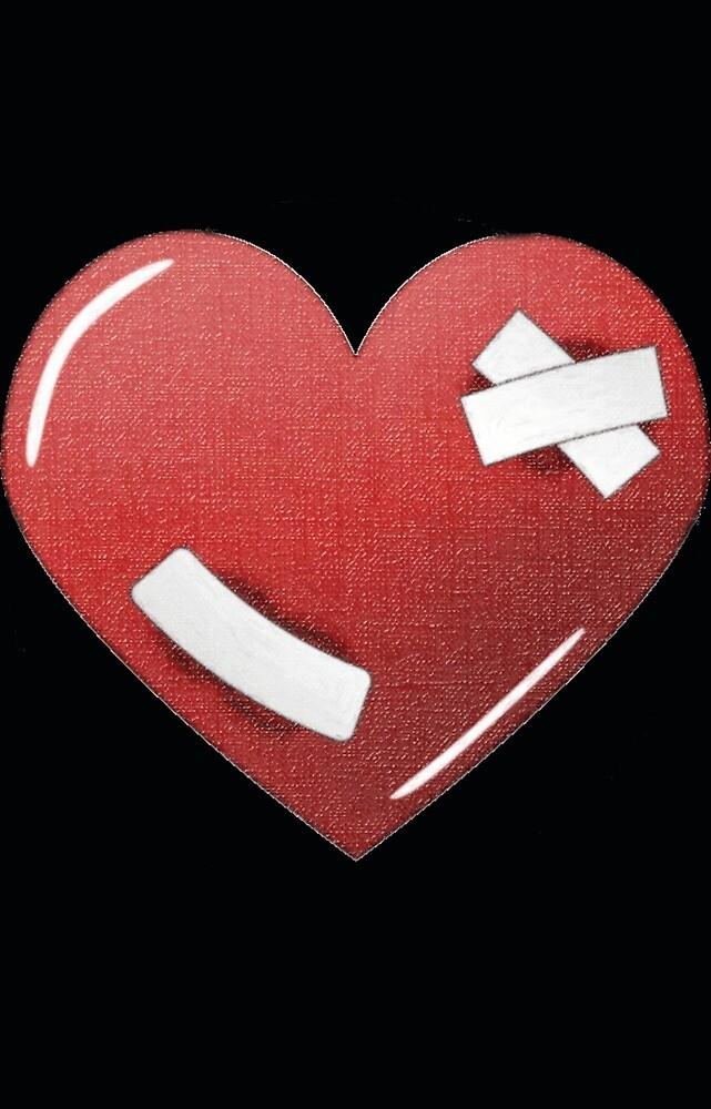 Broken Heart by HunterVialpando
