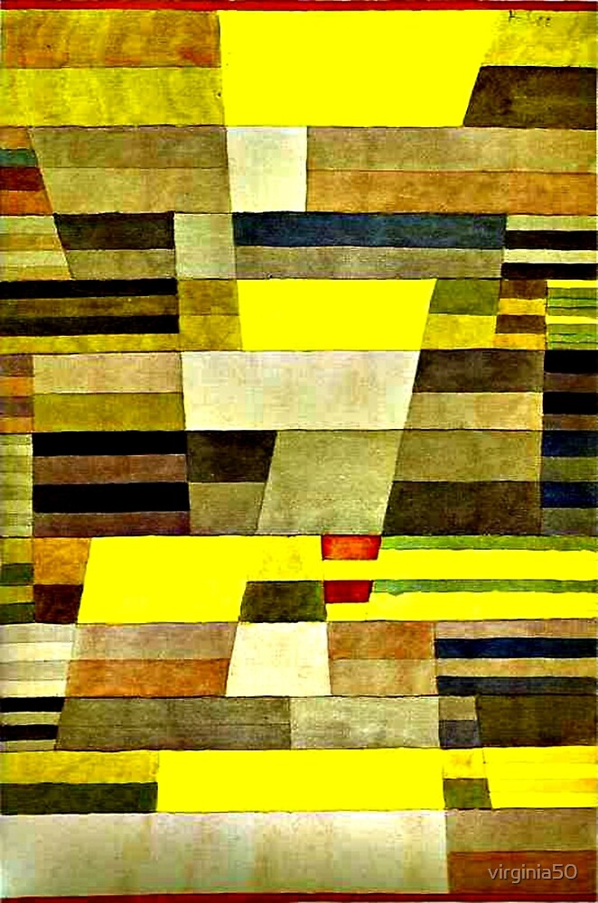 Klee - Monument by virginia50