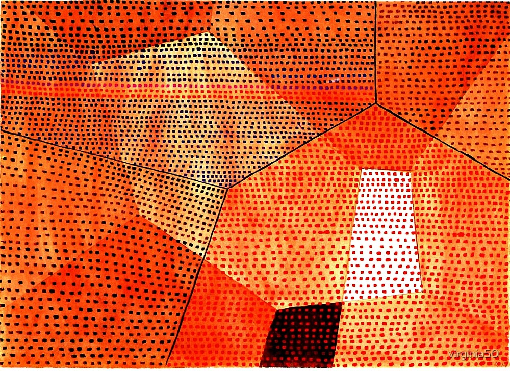 Klee - Model 106, Polyphony in Color by virginia50