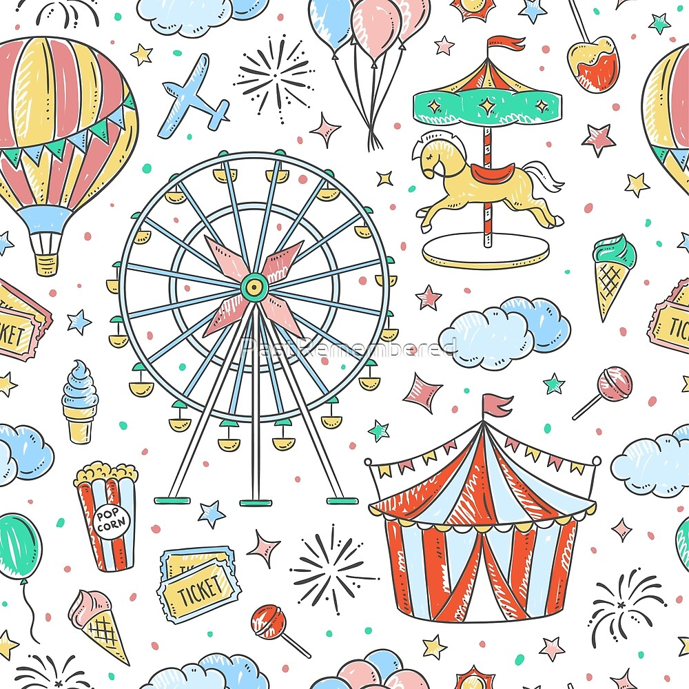 Childs Amusement Park Memories by PastRemembered