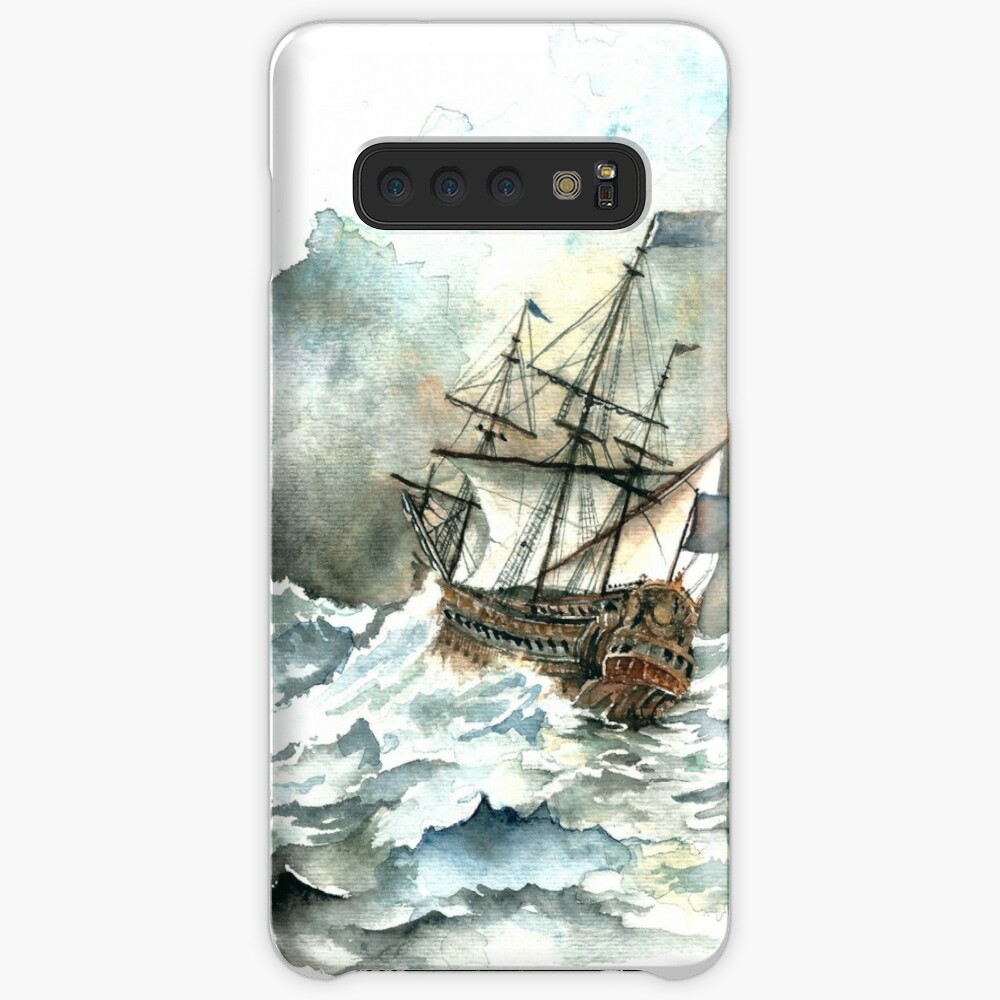 Stormy Weather Case & Skin for Samsung Galaxy