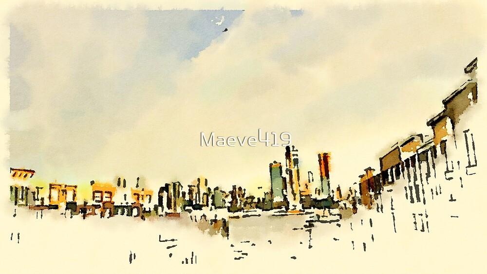 Skyline by Maeve419